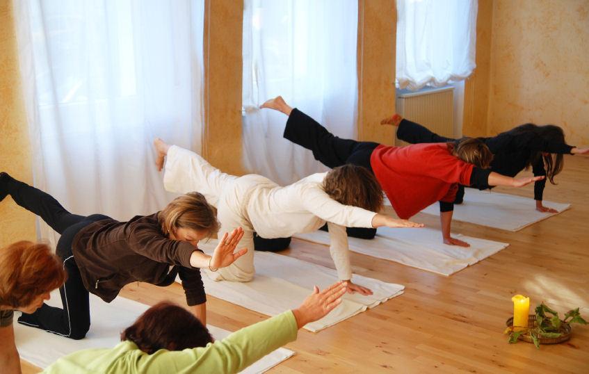 Floor yoga poses for seniors thefloors co for Floor yoga poses