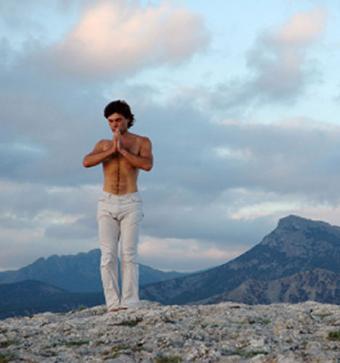 Yoga Mountain Pose to Keep You Centered