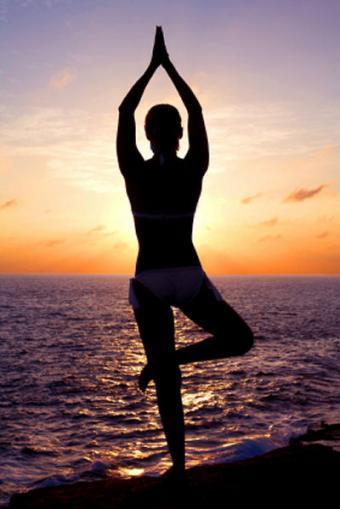 Yoga Pose Gallery