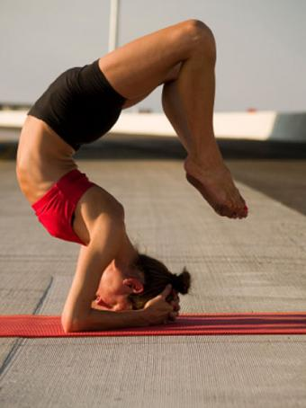 Scorpion Pose in 5 Simple Steps