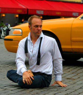 Edward Vilga Advice on Consistent Yoga Practice