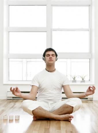 Yoga music benefits