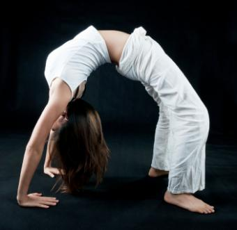 Advanced Yoga Back Bends