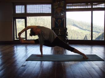Kyle Miller on Yoga Benefits + Expert Tips