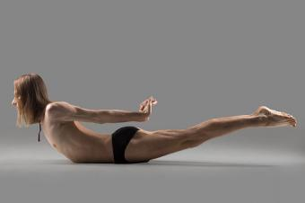 Locust Pose: First Step Mastering Backbends