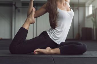 8 Intermediate Yoga Poses for a Deeper Stretch