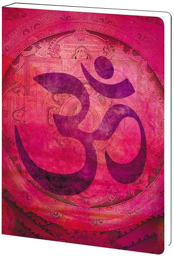 Om Spiritual Yoga Journal Notebook