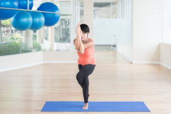 Yoga Asanas for Menopause to Assist in Changes