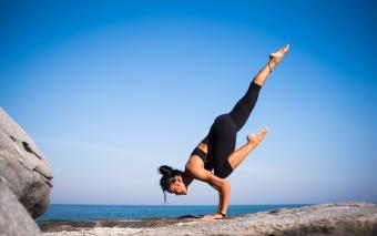 Power Yoga: A More Intense Workout