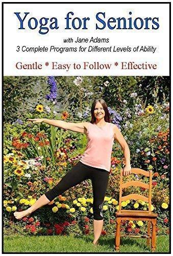 Yoga for Seniors with Jane Adams