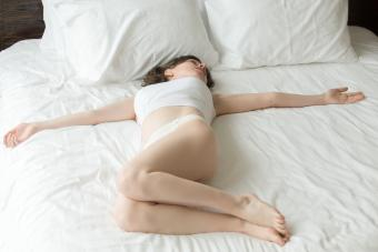 Yoga for Sleeping: 5 Poses to Help You Get to Bed