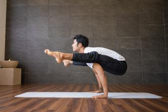 Firefly Pose Tips for Beginners & Beyond