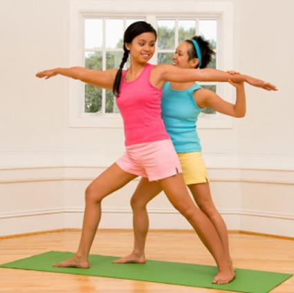 Fun Yoga Asanas for Middle School Students | LoveToKnow