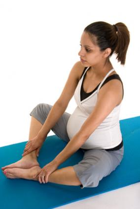 Pregnancy Yoga Poses for Lower Back Pain