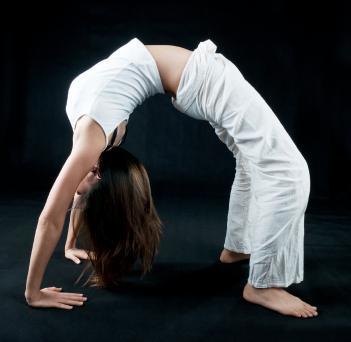 Advanced Yoga Back Bends