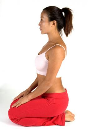 poses for seated yoga