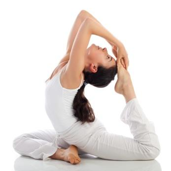 Getting Flexible With Yoga