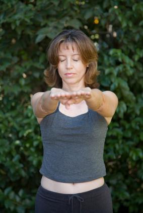 Priscilla Patrick yoga for women