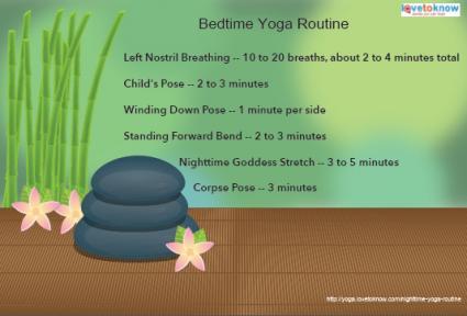 Bedtime Yoga Routine Thumb
