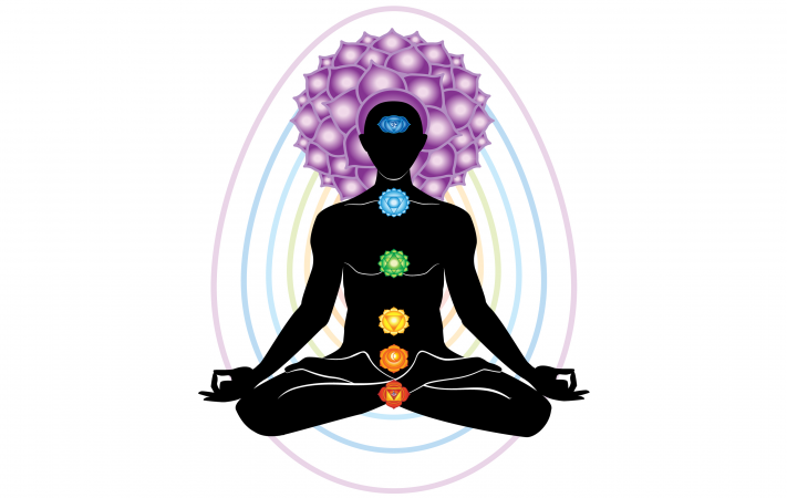 Chakras of the Body: Lotus Seat