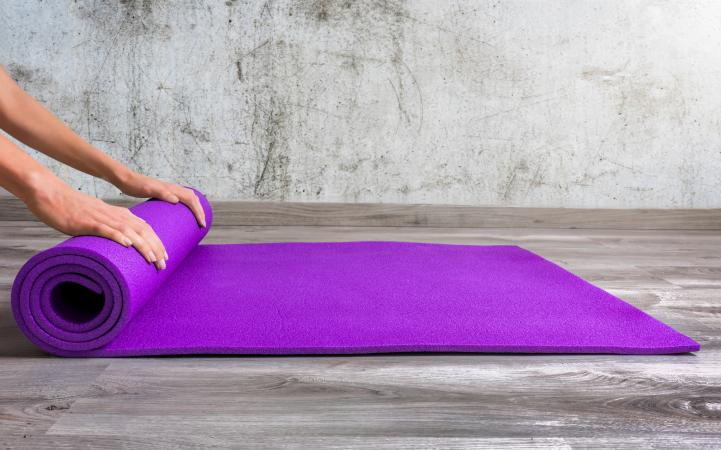 Image result for . A Yoga Mat,The Right Choice