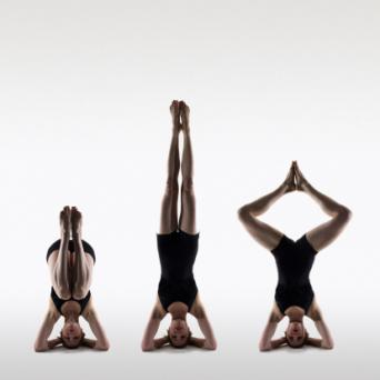 headstand positions