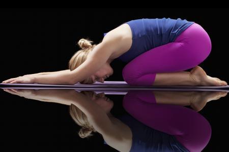 yoga poses for neck pain  lovetoknow